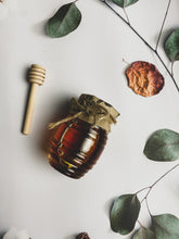 Load image into Gallery viewer, Calayan Island Wild Honey With Honey Dripper