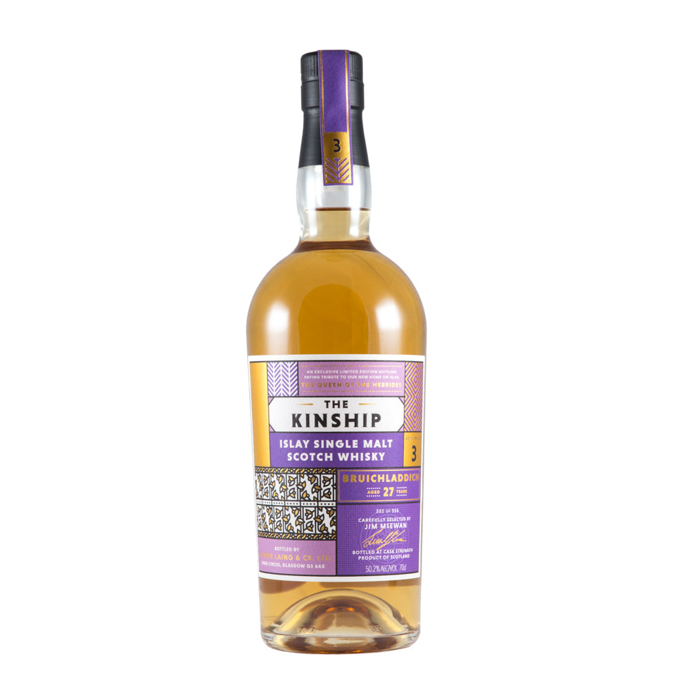 Bruichladdich (2019 release, aged 27 years)