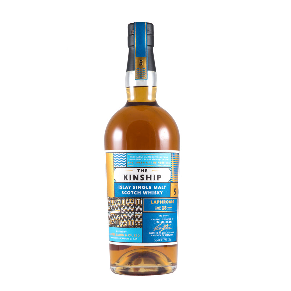 Laphroaig (2019 release, aged 18 years)