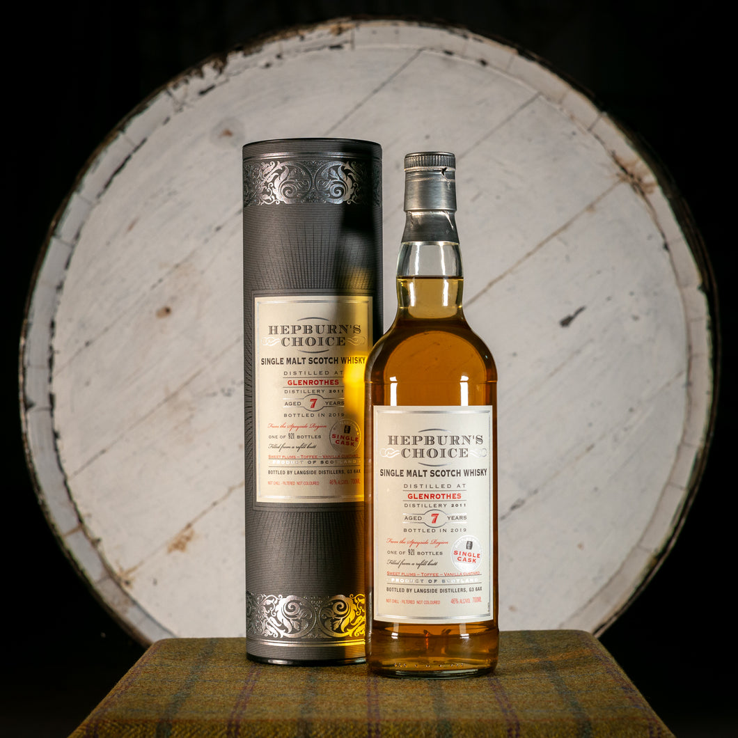 Glenrothes (aged 7 years)