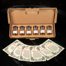 Load image into Gallery viewer, Old & Rare - Complete Tasting Set Number Four (6x 25ml)