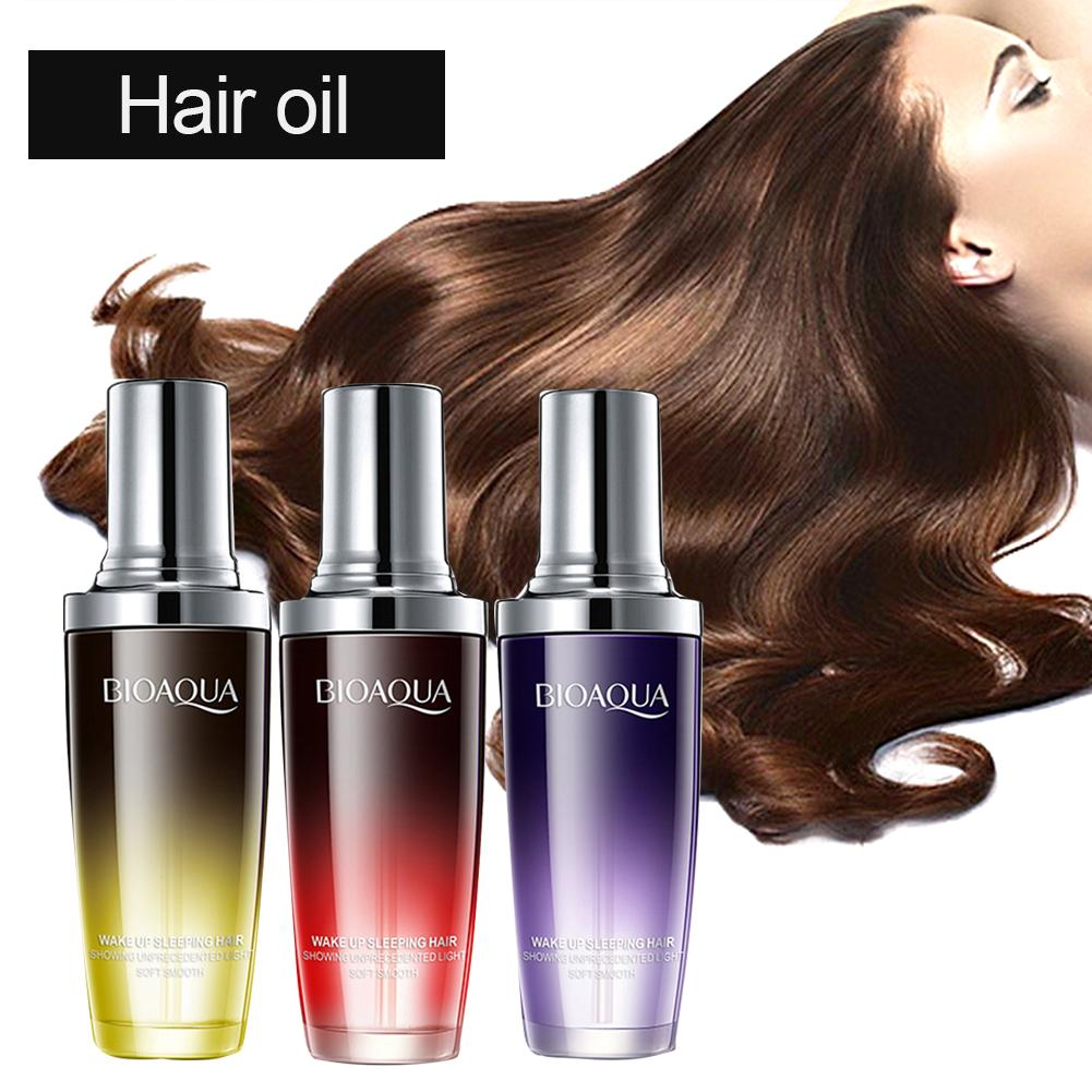 50ml Hair Growth Moisturizing Essential Oil Dry Damaged Care Repair Treatment Deeply and repairs damaged Hair Care Essence Oil