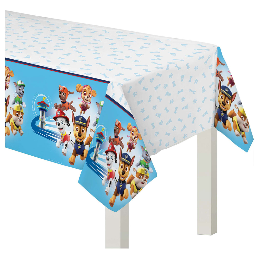 Paw Patrol Tablecover - 1 Each