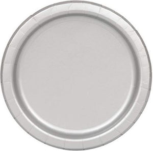 "Solid Colors  9"" Dinner Plates - 300/Case or 50/Pack"