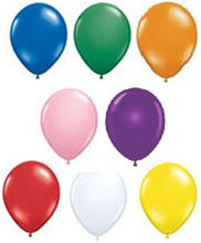 "Load image into Gallery viewer, Non-Helium 11"" Balloons - 100 Balloons/Bag"