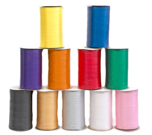 "Curling Ribbon - 3/16"" x 500 yards"