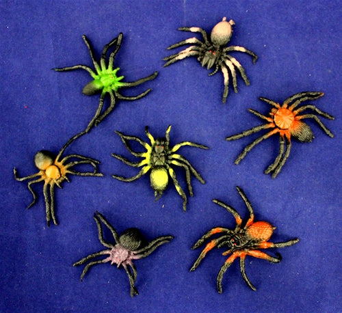 Squishy Spooky Spiders