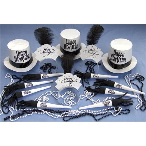 Tuxedo Party Kit for 50