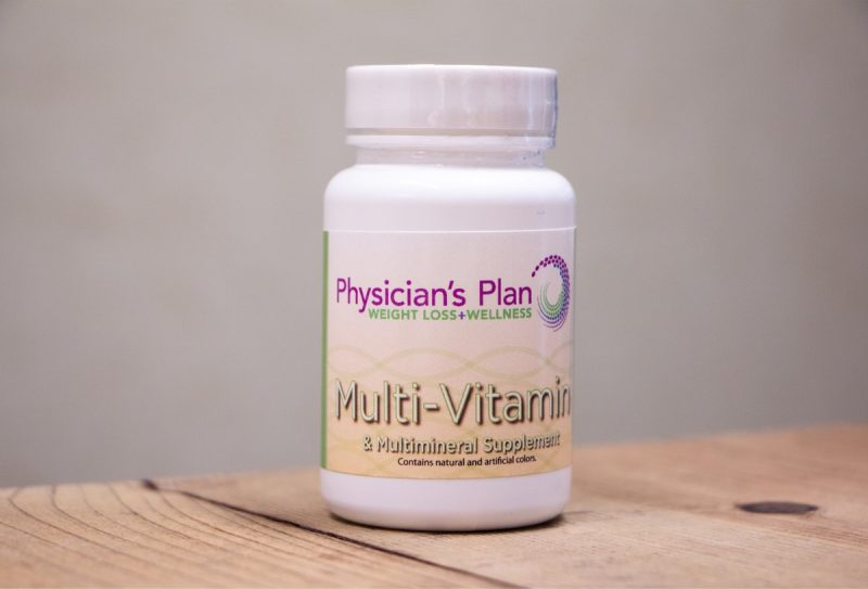 Multi-Vitamin & Mineral Supplement (30 Tablets)