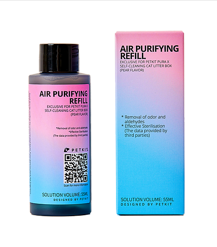 Pura X Purifying Refill solution - Perfetto Peterbald
