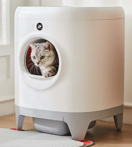 PURA X Smart Litter Box - Perfetto Peterbald