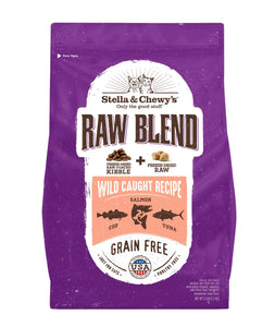 Raw Blend - Wild Catch (2.5 lbs)