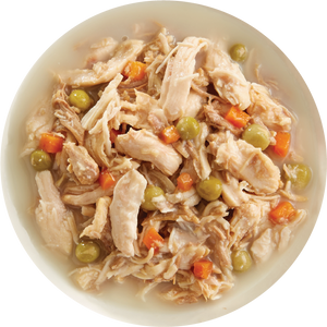 Shredded Chicken & Duck