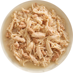 Shredded Chicken & Liver