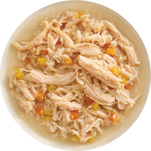 Shredded Chicken & pumpkin