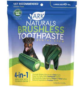 Brushless Toothpaste Dental Chew - Large