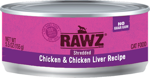 Shredded Chicken & Liver - Perfetto Peterbald