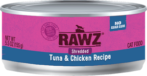 Shredded Tuna & Chicken