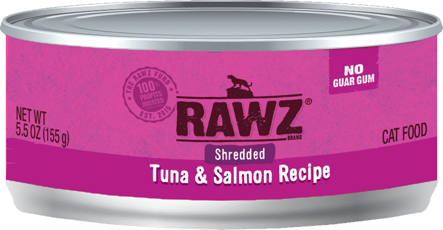 Shredded Tuna & Salmon