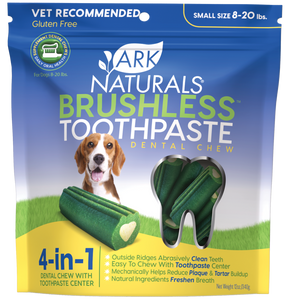 Brushless Toothpaste Dental Chew - Small