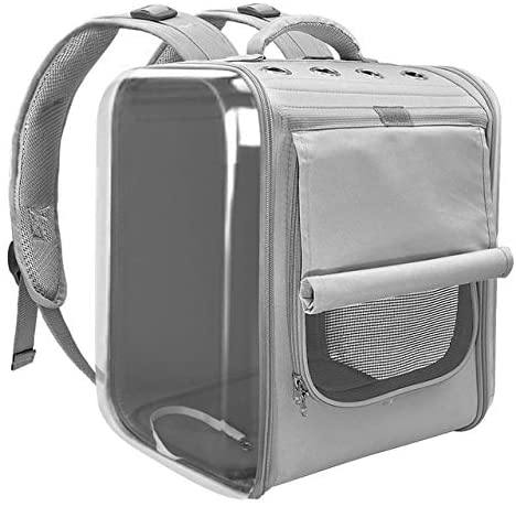 Portable Cube - Pet Backpack - Perfetto Peterbald