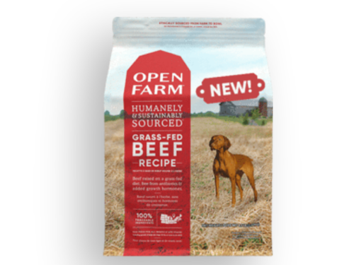 Grass-fed beef dog kibble (24 lbs) - Perfetto Peterbald