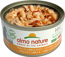 Made in Italy - Grilled Chicken in Broth 70g - Perfetto Peterbald