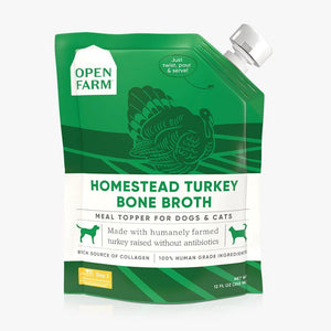 Turkey Bone Broth (12oz)