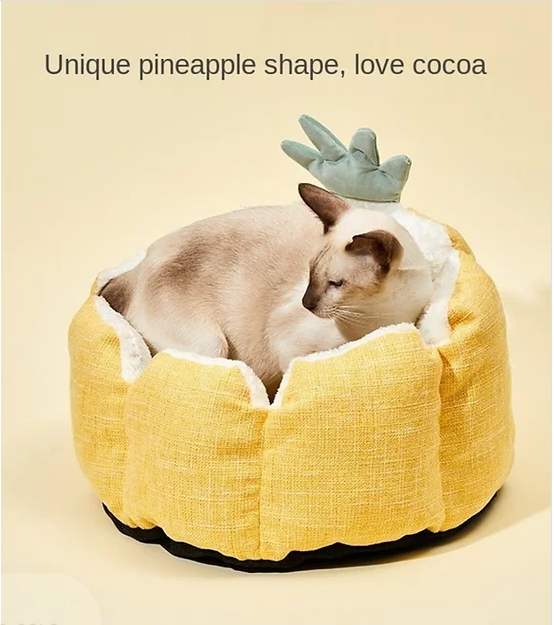 Pineapple Bed - NEW