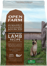 Load image into Gallery viewer, Lamb raised on pasture kibble (8 lbs) - Perfetto Peterbald