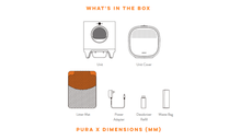 Load image into Gallery viewer, PURA X Smart Litter Box - Perfetto Peterbald