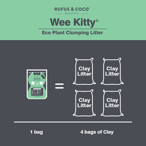 Rufus & Coco - Cat Litter