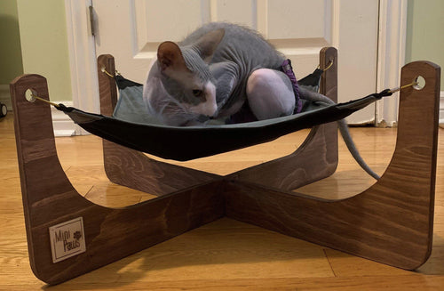 Hammock - made in Quebec - Perfetto Peterbald