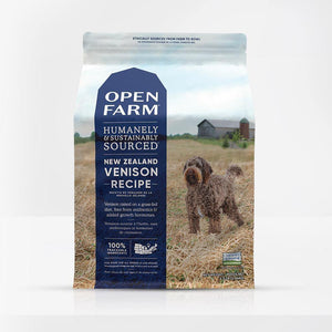 New Zealand Venison Dry Dog Food (24 lbs) - Perfetto Peterbald