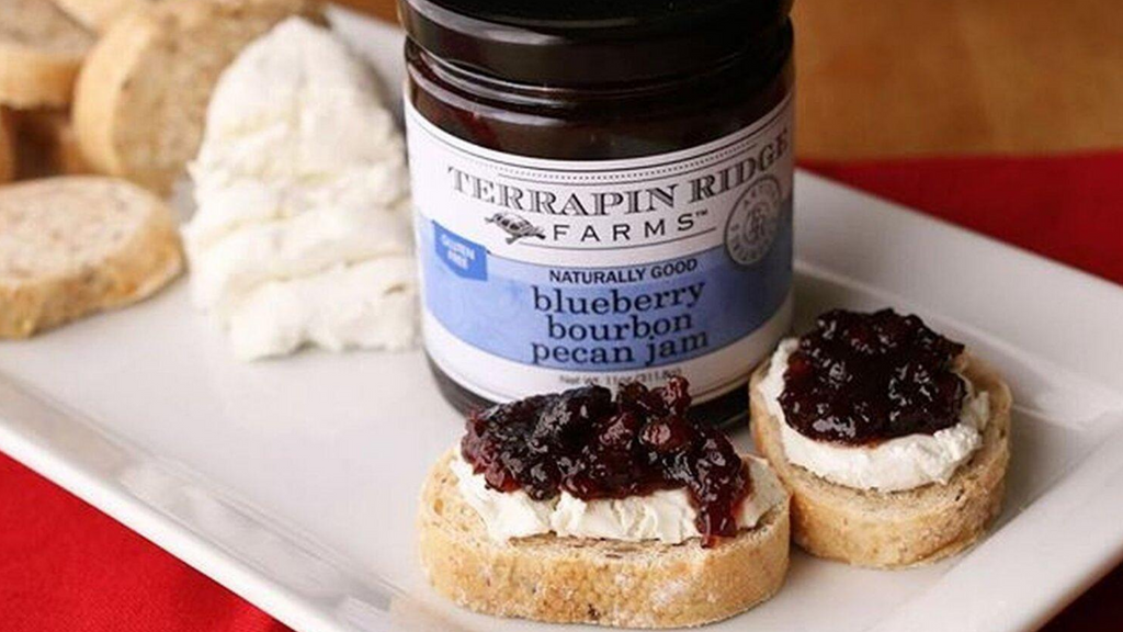 Blueberry Bourbon Pecan Jam Recipes