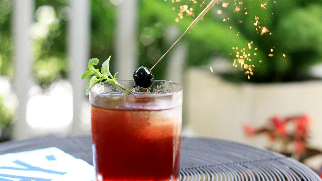 Firecracker Fizz Recipe