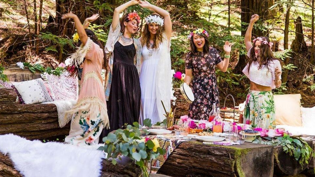 How to Throw a Goddess Party
