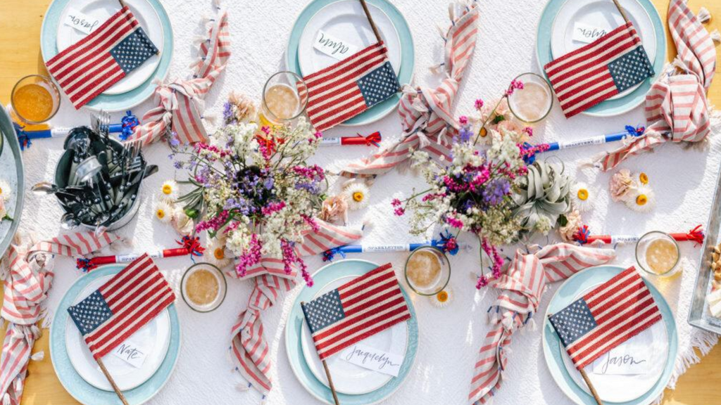 4th of July Party Decor & Ideas