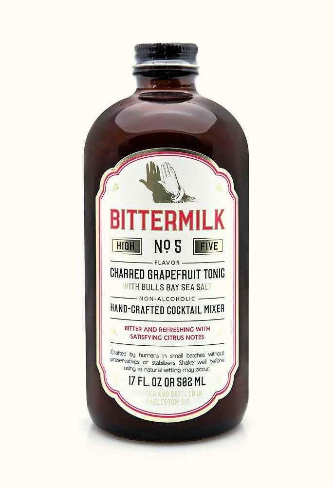 Bittermilk No. 5 Charred Grapefruit Tonic
