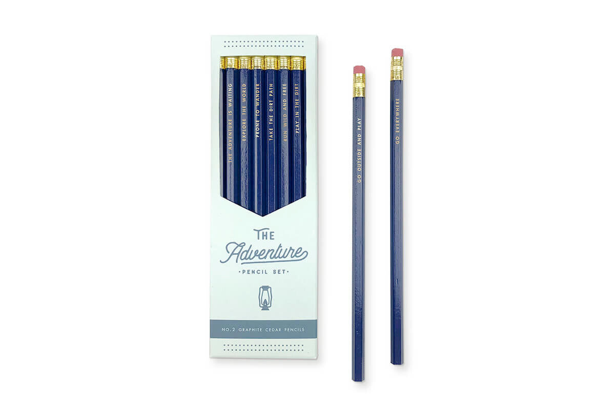 Adventure Pencil Set