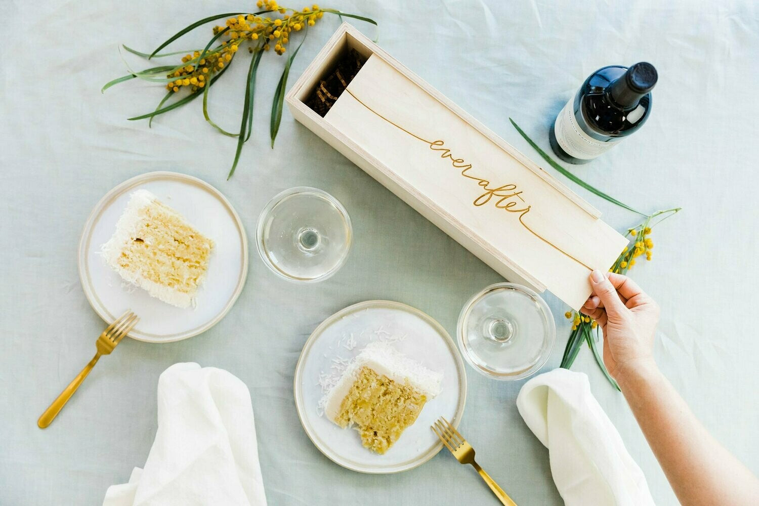 Ever After Wine Box
