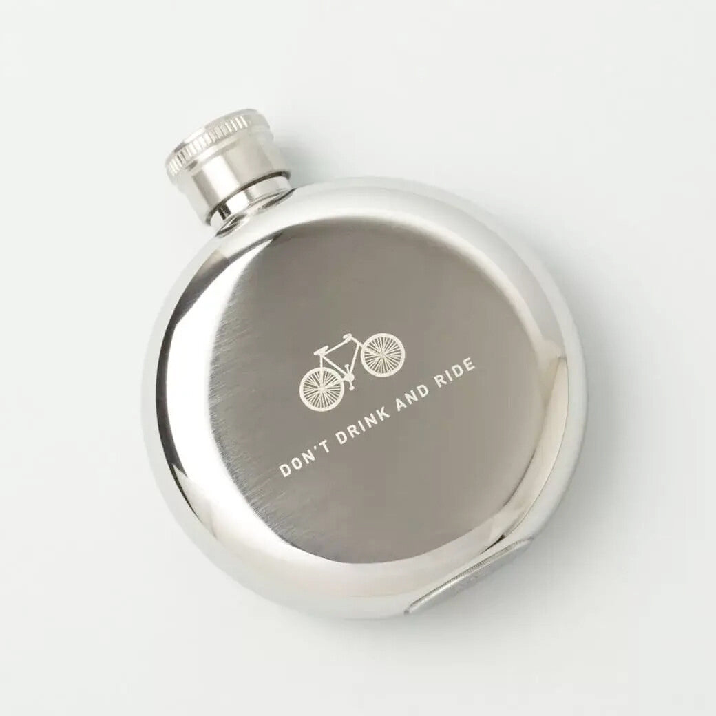 Stainless Steel Flask 3oz