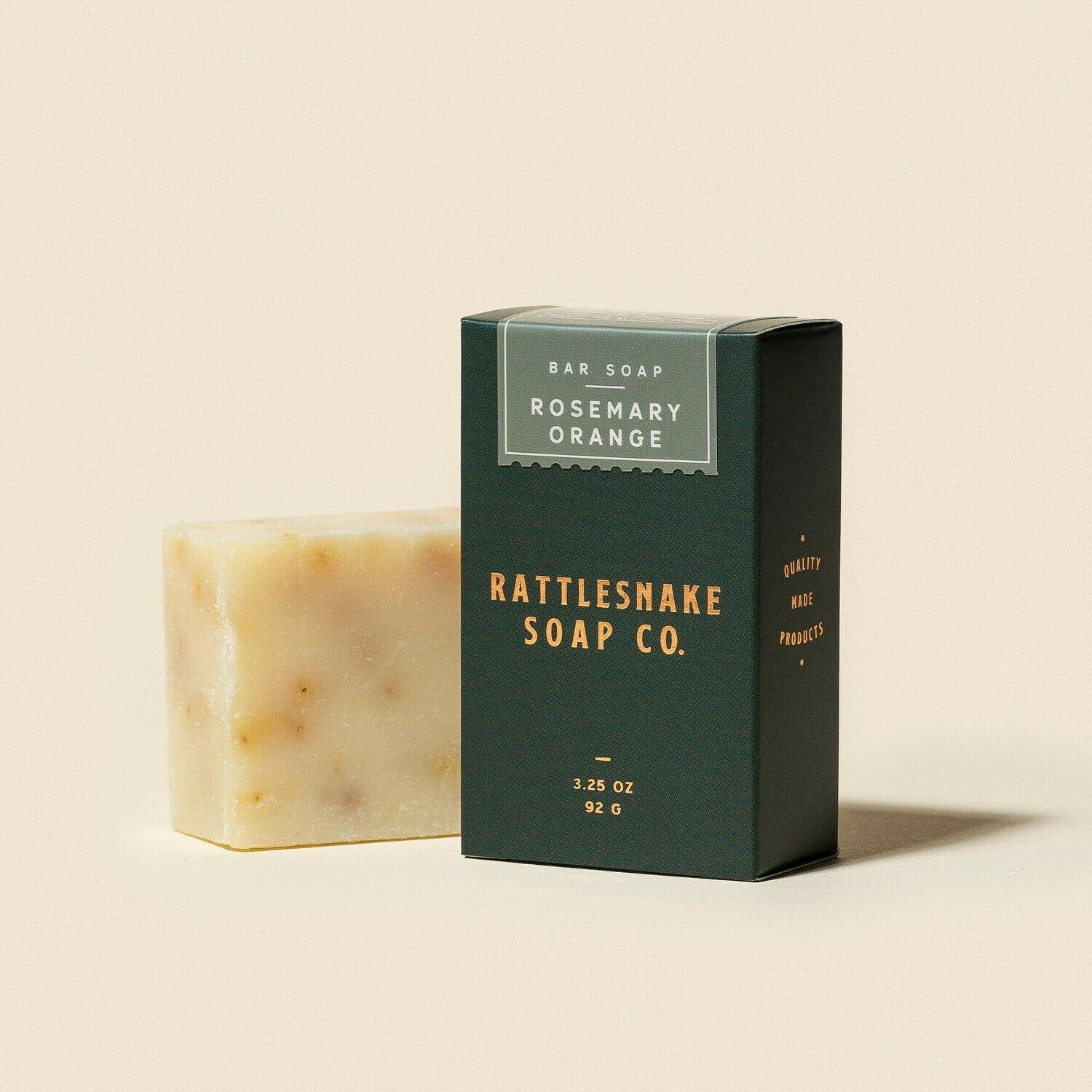 Rosemary & Orange Bar Soap