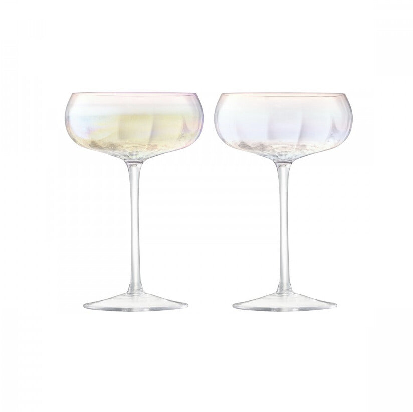 Pearl Champagne Saucer