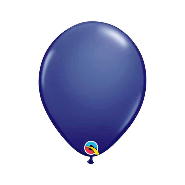 Navy Balloon, 11""