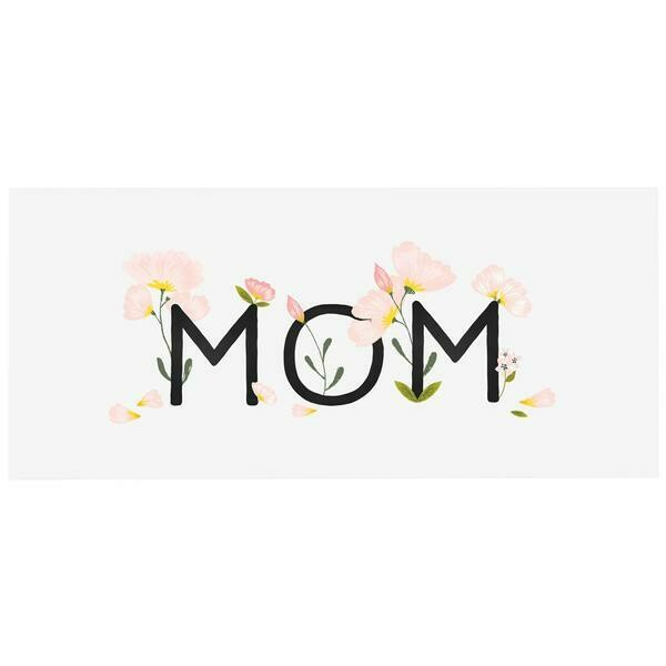 Mom Floral A10 Greeting Card
