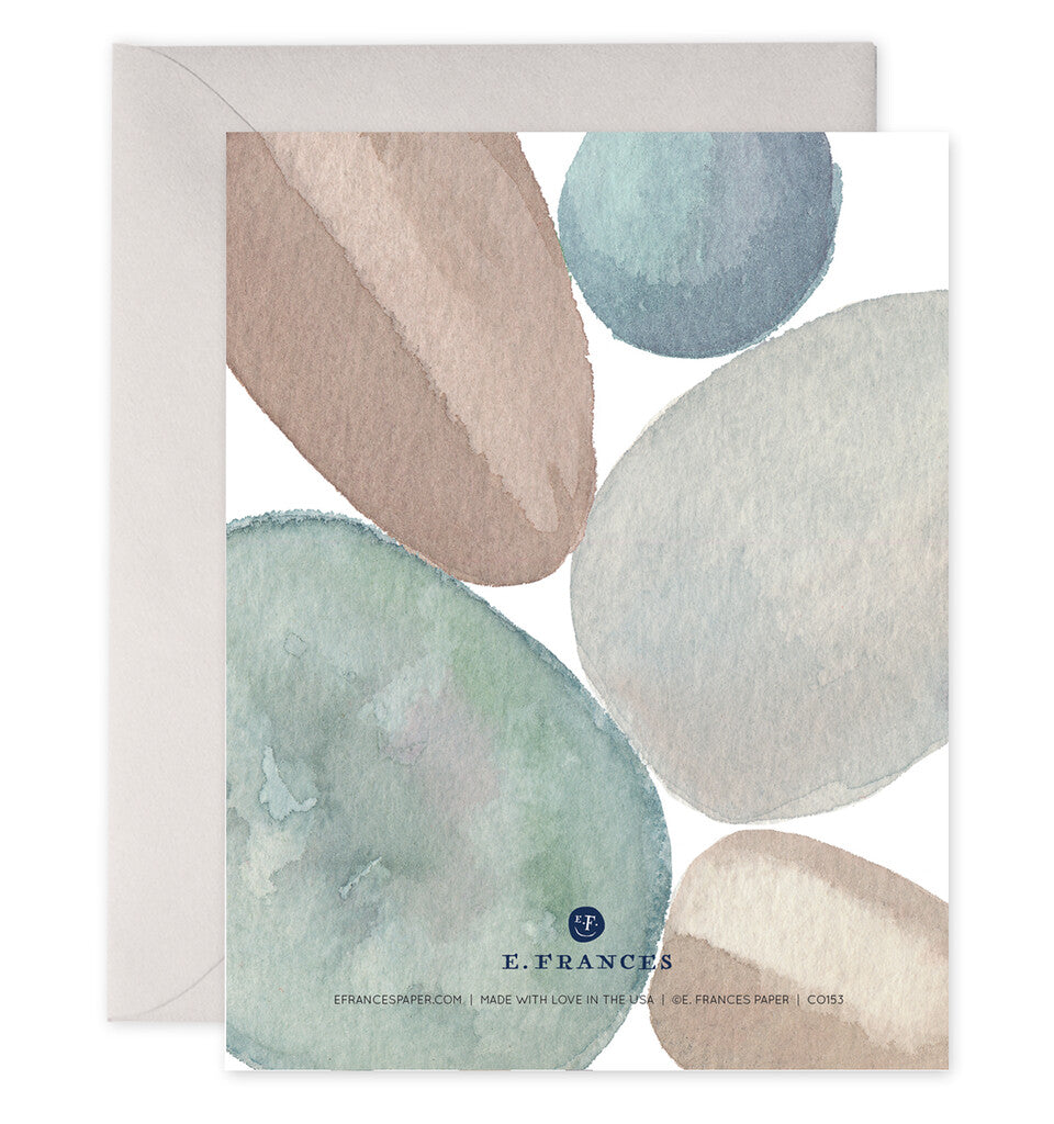 Peace Rocks Greeting Card