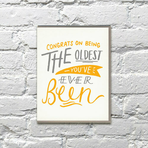 Oldest Ever Greeting Card