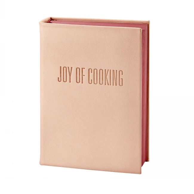 Joy of Cooking Leather-bound - Natural