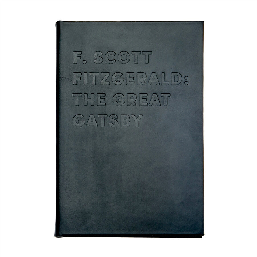 Great Gatsby Leather-bound